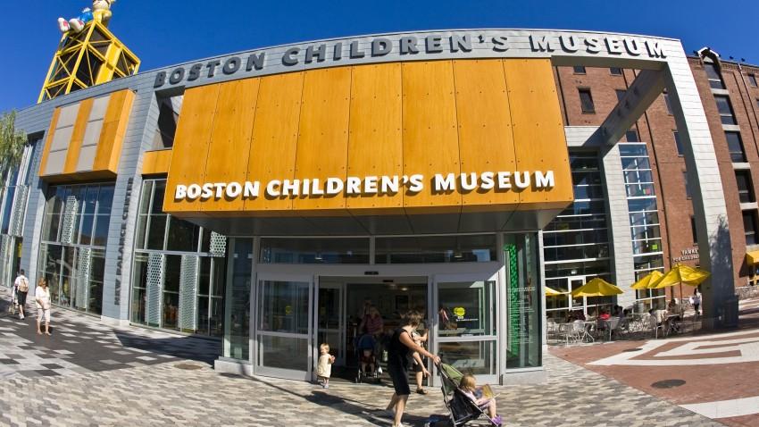 Boston Children's Museum Photo credit: Les Veilleux  30tops  --  17MarathonItineraries