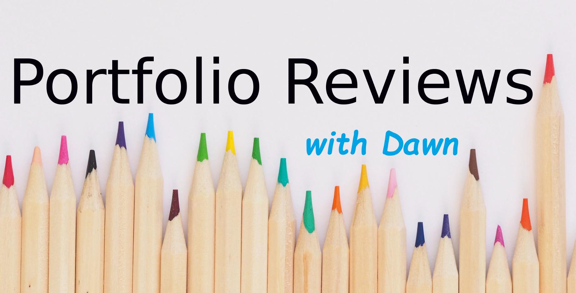 portfolio reviews small