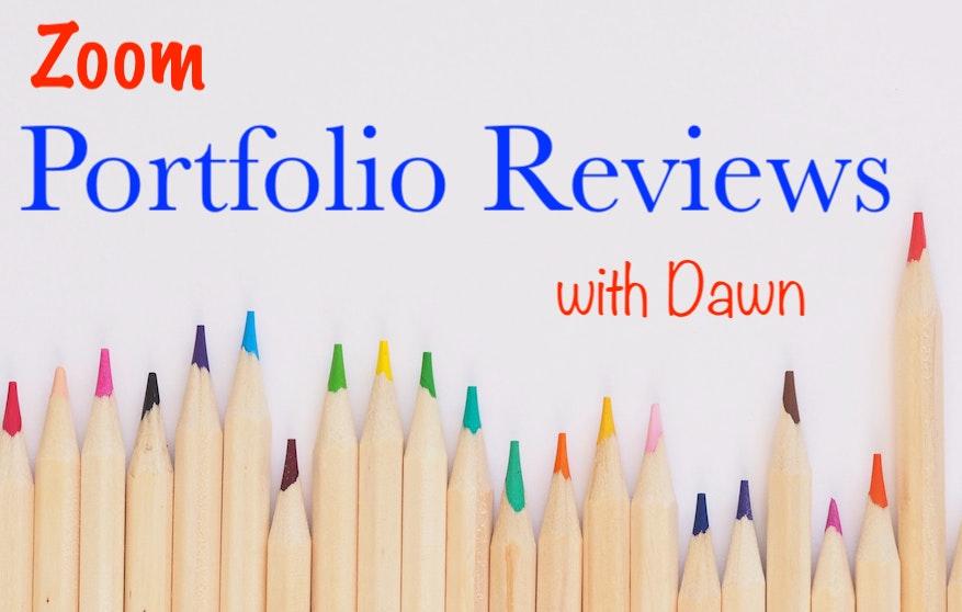 Portfolio Reviews crop